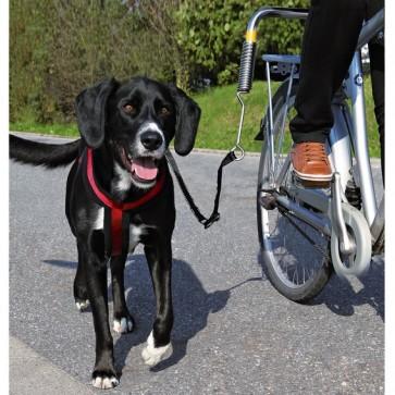 Trixie, Zestaw, smycz rowerowa
