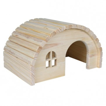 Trixie, Drewniany domek dla myszy lub chomika