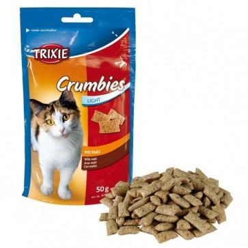 Trixie, Crumbies, przysmaki z serem dla kota, 50g