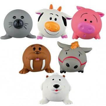 Trixie, Zwierzaki, piłka lateksowa dla psa, ø 6 cm