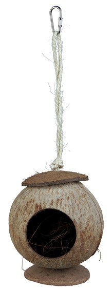 Trixie, Domek z kokosa, wiszący