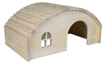 Trixie, Drewniany domek dla świnki morskiej