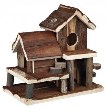 Trixie, Birte, domek dla gryzoni, drewniany