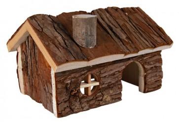 Trixie, Hendrik XL, Drewniany domek dla dużego chomika
