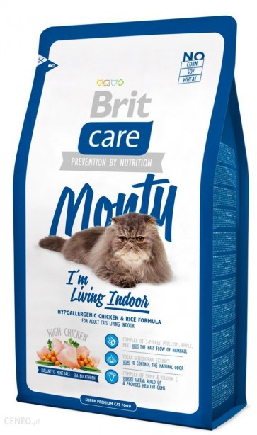 Brit Care, Monty I'm Living Indoor