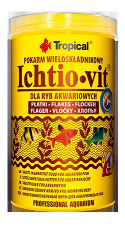 Tropical, Ichtio-Vit, pokarm dla wszystkich ryb tropikalnych