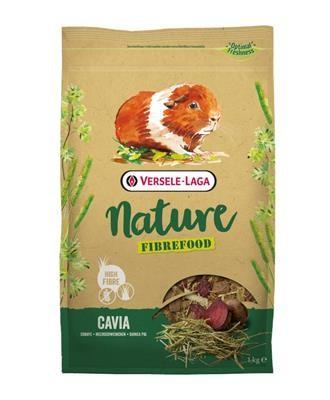 Versele-Laga, Cavia Nature Fibrefood, Light & Sensitive