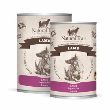 Natural Trail, Lamb, z jagnięciną
