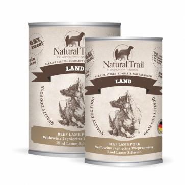 Natural Trail, Land, z wołowiną, jagnięciną i wieprzowiną