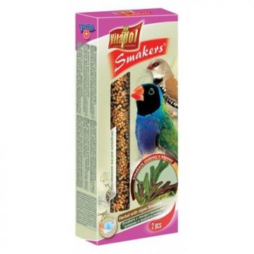 Vitapol, Smakers, Kolba dla zeberki, ziołowa z algami, 2 sztuki