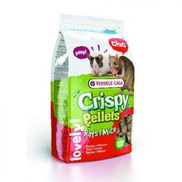 Versele-Laga, Crispy Pellets Rats & Mice, granulat dla myszy i szczurów