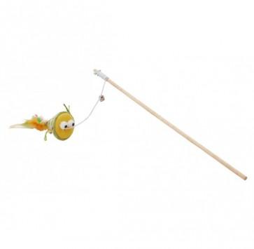 Lolo Pets, Wędka z rybką dla kota, 40cm