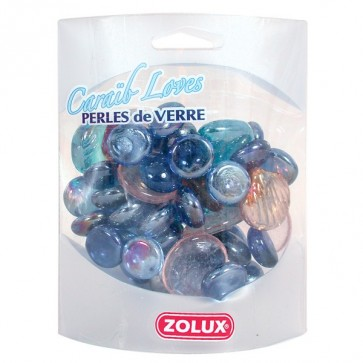 Zolux, Mieszanka karaibska, perełki szklane