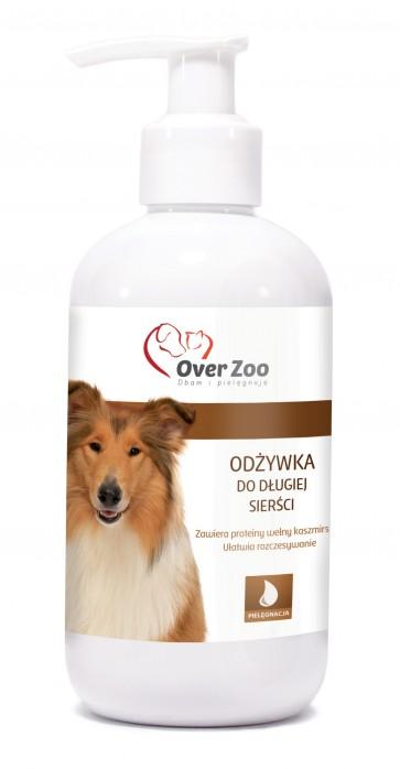 Over-Zoo, Odżywka dla psów długowłosych, 250ml