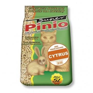Pinio, Cytrus, żwirek drewniany