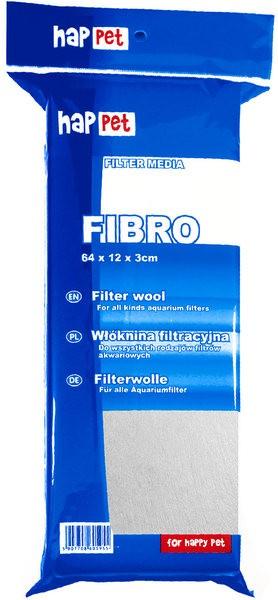 Happet, Fibro, włóknina filtracyjna, 64x12x3cm