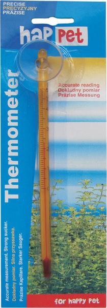 Happet, Termometr szklany, cienki