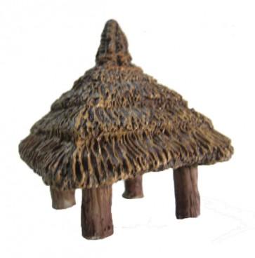Happet, Altana pod strzechą, ozdoba akwariowa