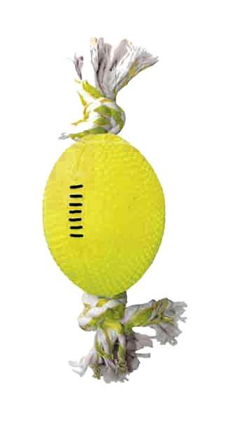 Happet, Futbol z sznurkiem, zabawka dla psa