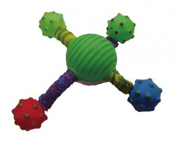 Happet, Pająk z piłkami, zabawka dla psa