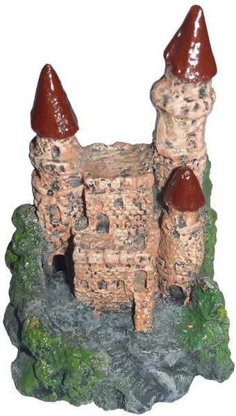 Happet, Zamek, ozdoba akwariowa