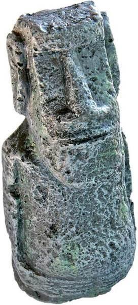 Happet, Posąg, ozdoba akwariowa