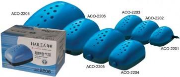 Happet, Napowietrzacz akwariowy serii ACO, różne modele