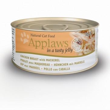Applaws, Kurczak z makrelą w galarecie