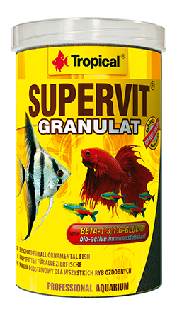 Tropical, Supervit Granulat, pokarm dla wszystkich ryb tropikalny