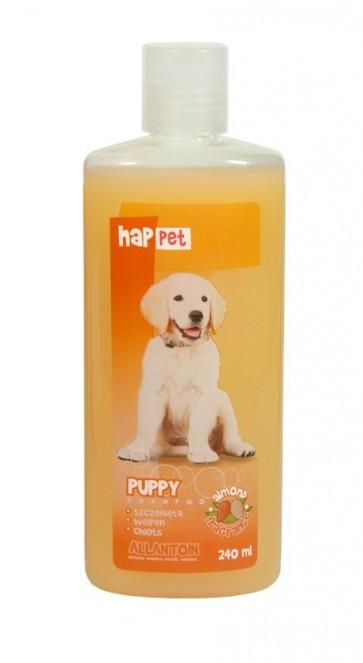 Happet, Szampon dla szczeniąt i psów wrażliwych, 240ml