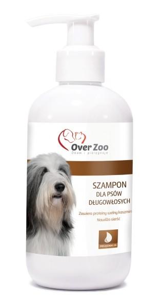 Over-Zoo, Zestaw Szampon + Odżywka dla psów długowłosych