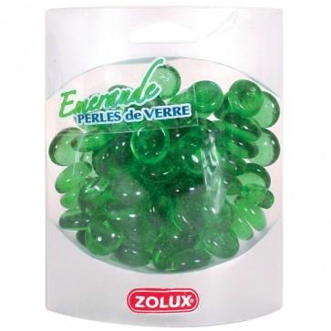 Zolux, Szmaragd, perełki szklane