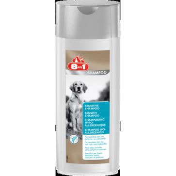 8IN1 Sensitive Shampoo, Szampon dla skóry wrażliwej, 250ml