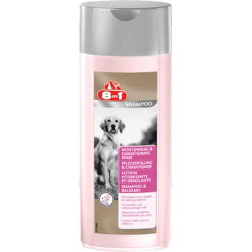 8IN1 Moisturising & Conditioning Rinse, Odżywka do spłukiwania, 250ml