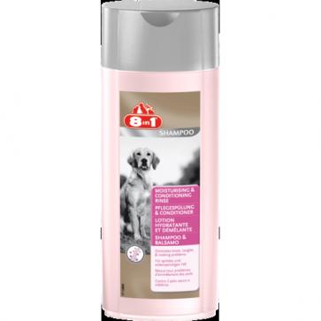 8IN1 Moisturising & Conditioning Rinse, Odżywka do spłukiwania, 250ml