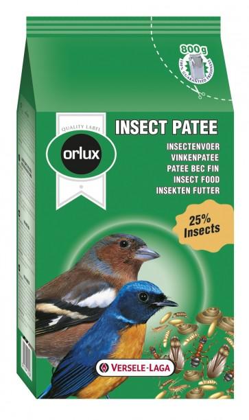 Versele-Laga, Orlux Insect Patee, kompletny pokarm z dodatkiem owadów dla ptaków