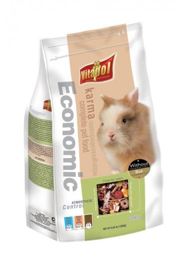 Vitapol, Economic, Pokarm dla królika, worek 1200g