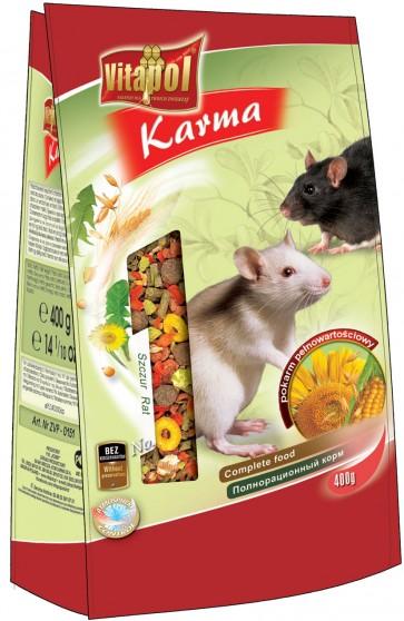 Vitapol, Pokarm dla szczurów, pełnowartościowy, różne opakowania