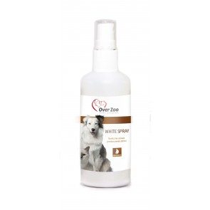 Over-Zoo, White Spray, 100ml