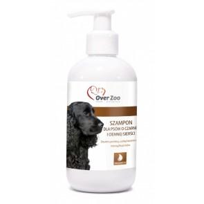 Over-Zoo, Szampon dla psów o czarnej i ciemnej sierści, 250ml