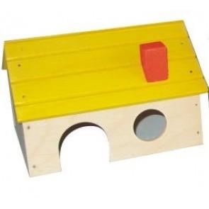 Pinokio, Domek dla chomika dżungarskiego lub myszki
