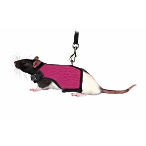 Trixie, Szelki dla szczurów i większych gryzoni, 12-18 cm