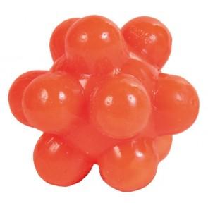 Trixie, Zestaw piłek bąbelkowych z gumy, 4 sztuki