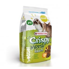 Versele-Laga, Crispy Muesli Rabbits, pokarm dla królików