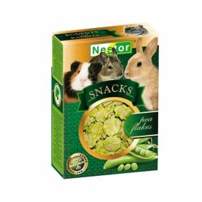 Nestor, Snacks Płatki grochu, dla gryzoni i królików