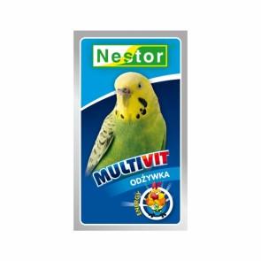 Nestor, Multivit, odżywka dla małych papug