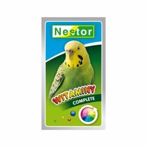 Nestor, Complete, witaminy ogólne dla małych papug