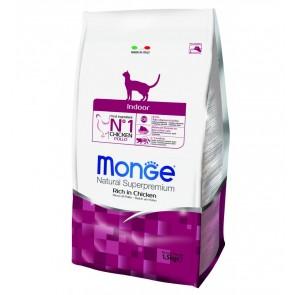 Monge, Indoor, dla kotów domowych