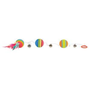Trixie, Tęczowe piłki na gumce