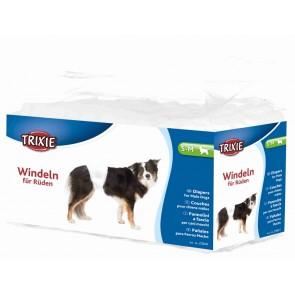 Trixie, Pieluchy dla psów, 12 sztuk